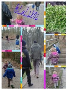Spaziergang zum Friedhof