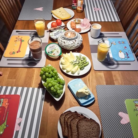 WIB Frühstück