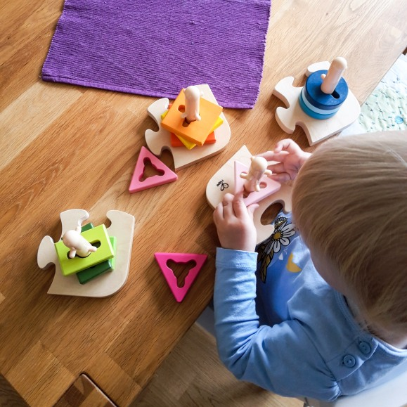 Formen und Farben für Kleinkinder