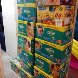 Babykleidung Flohmarkt
