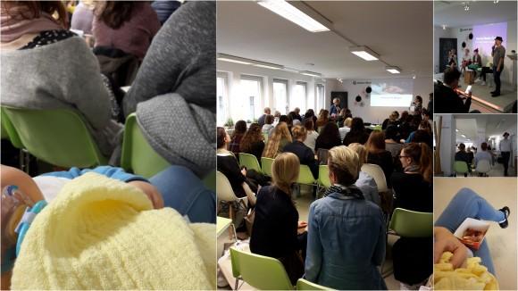 Blogst Konferenz in Köln 2015