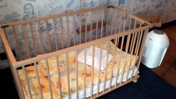 Babybett im 25hours