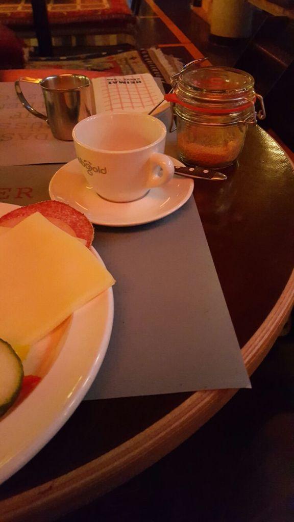Frühstück im 25hours