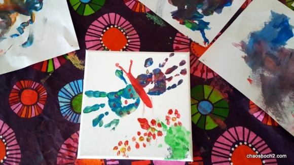 WIB 7 Fingerfarben