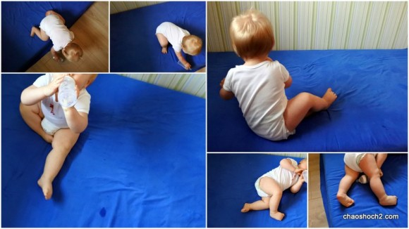 Pampers Baby-Dry Collage 3