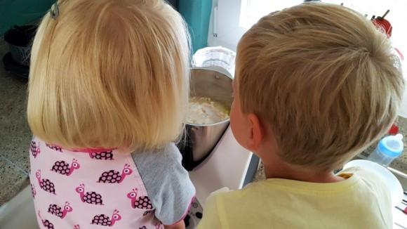 Wochenende_Elternblog_Brotbacken